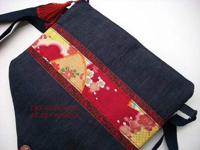 SAC ESPRIT JAPON 2 BIS