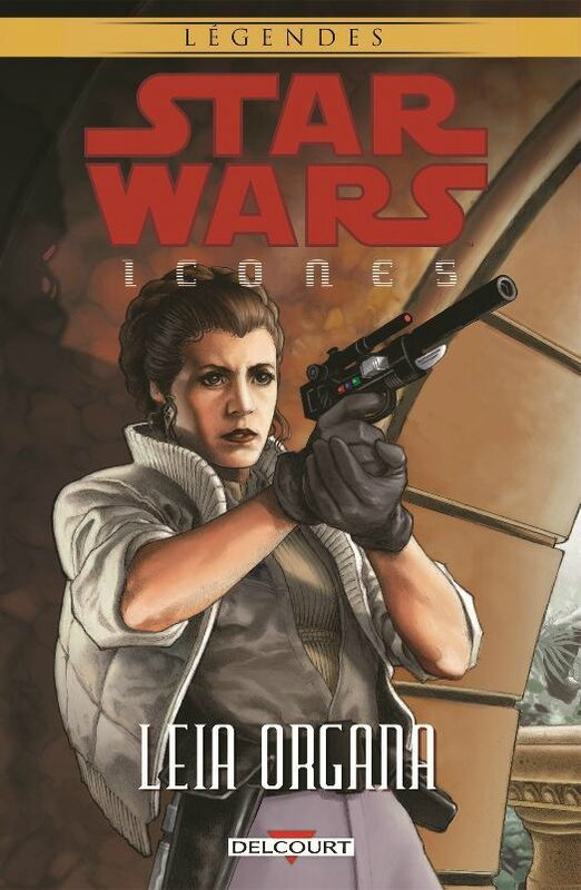 star wars icones 02 leia organa