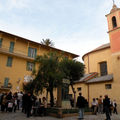 Bordighera alta - festa patronale di sant'ampelio et feu d'artifice ...