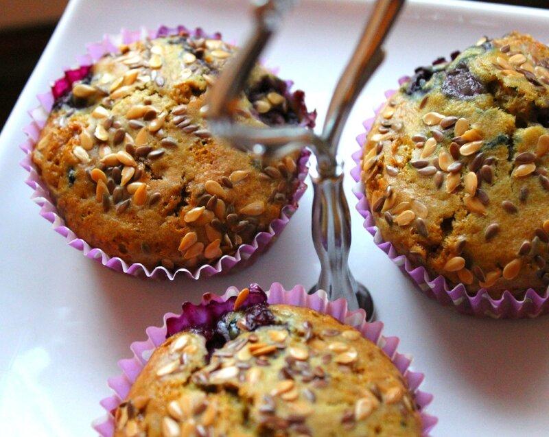 Muffins lin myrtilles (2)