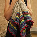 Sunday shawl