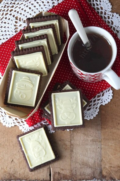 recette biscuit double chocolat facon petits ecoliers 002 LE MIAM MIAM BLOG