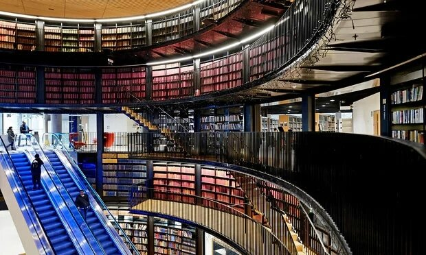 25 million books are missing from UK libraries