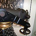 §§- canon de 57mm nordenfelt sur affut chandelier à loncin