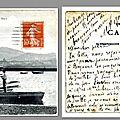 P comme postales (cartes) lundi 19 juin