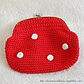The Serial Crocheteuse #162 Mon sac à pois