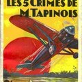 Les 5 crimes de m. tapinois