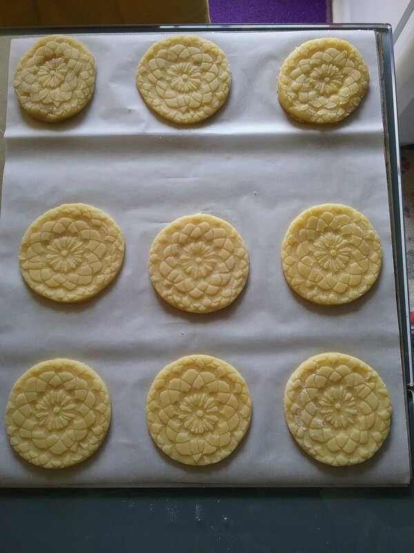 BISCUITS NAPPERON 031