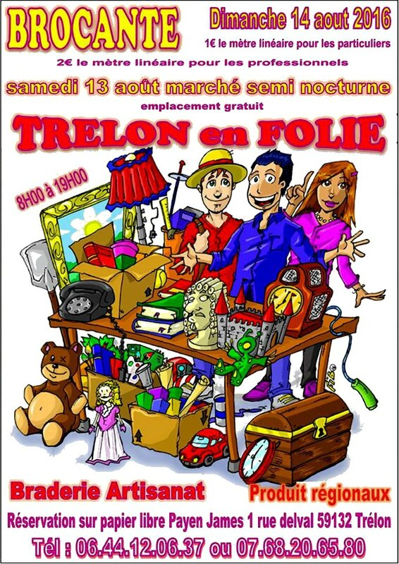 TRELON en folie 2016