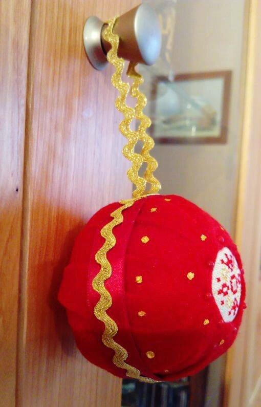 Boule Noel belisa2