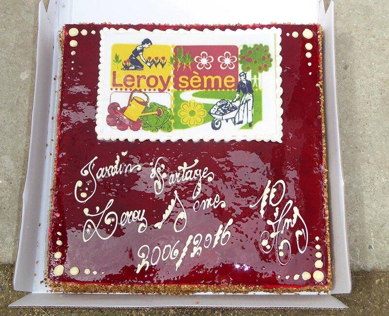 Gâteau-d'anniversaire