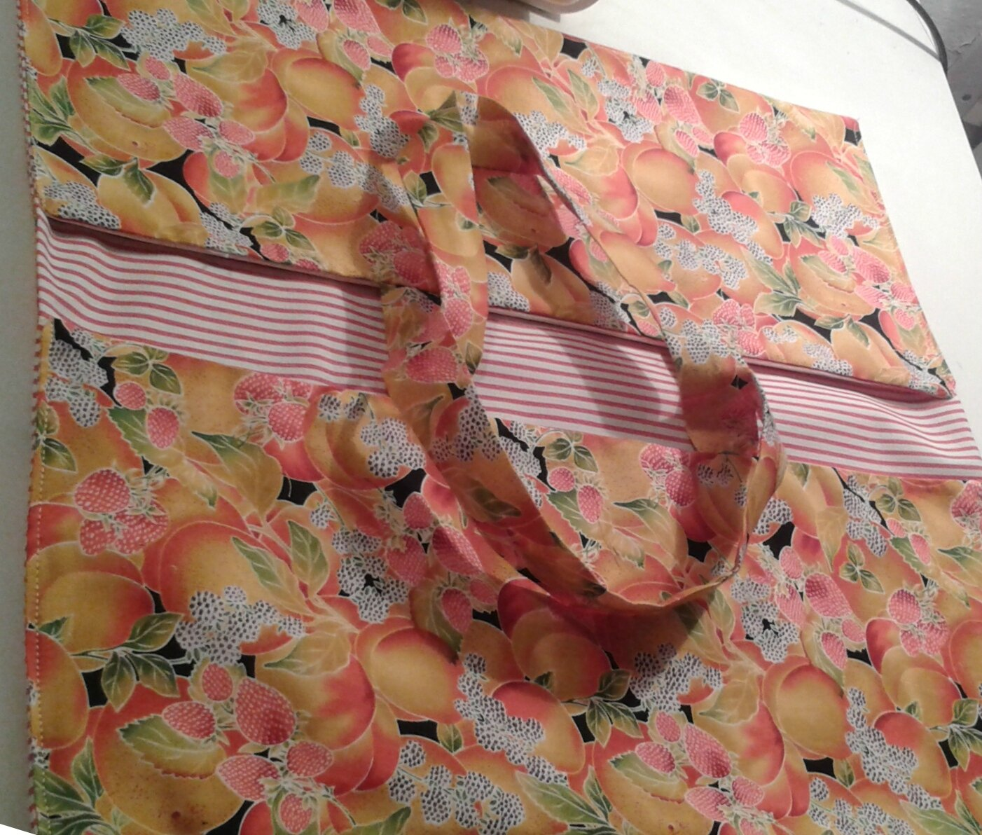 sac porte tarte la casa de marie coutures cr atives. Black Bedroom Furniture Sets. Home Design Ideas