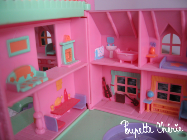 Polly Pocket grande ferme 07