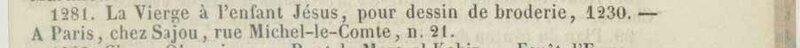 Bibliographie de la France 1840