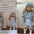 Nouvelle fiche pour les poupées minouche 34 cm