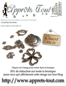 Reduction apprets tout
