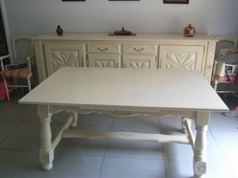 salle a manger basque d coration du bontemps. Black Bedroom Furniture Sets. Home Design Ideas