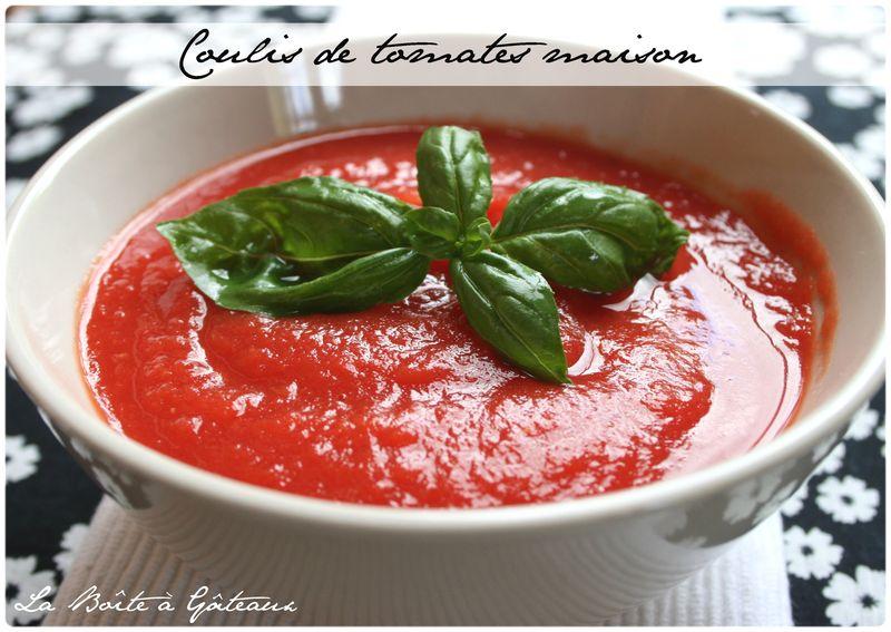 coulis de tomates maison la bo 238 te 224 g 226 teaux