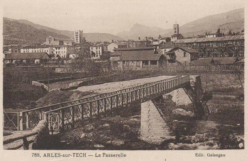 Arles-Sur-Tech gr10