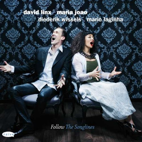 David Linx Maria Joao - 2010 - Follow the songlines (Naïve)