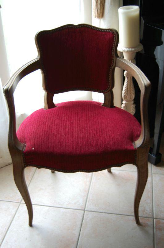 fauteuils macarons meubles peints et compagnie. Black Bedroom Furniture Sets. Home Design Ideas