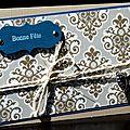 05. caramel, bleu et or - baroque