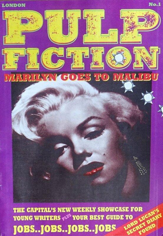 Pulp fiction (Gb) 1996