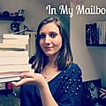 In my mailbox #25 | nicholas sparks, graphic novels, autres
