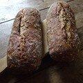 Cuisson du pain : une cocotte improvisée