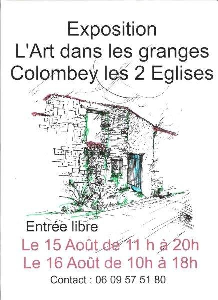 Affiche Colombey 2015