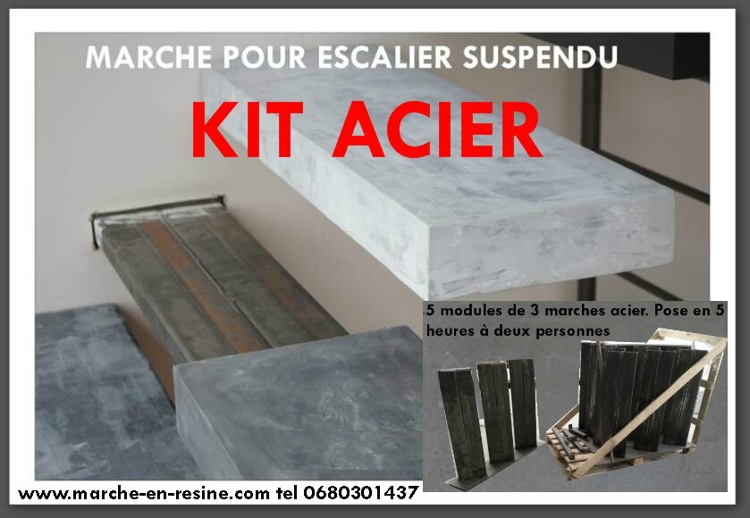 escalier suspendu escalier flottant quart tournant escalier suspendu en kit kit marches. Black Bedroom Furniture Sets. Home Design Ideas