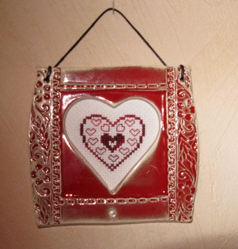 coeur rouge petit coeur