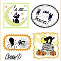 Etiquettes Halloween 9 - oct 2011