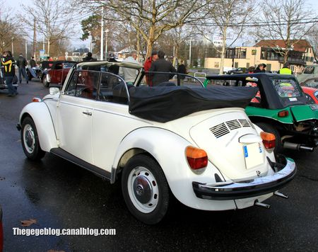 Vw beetle convertible (version US)(Retrorencard decembre 2012) 02