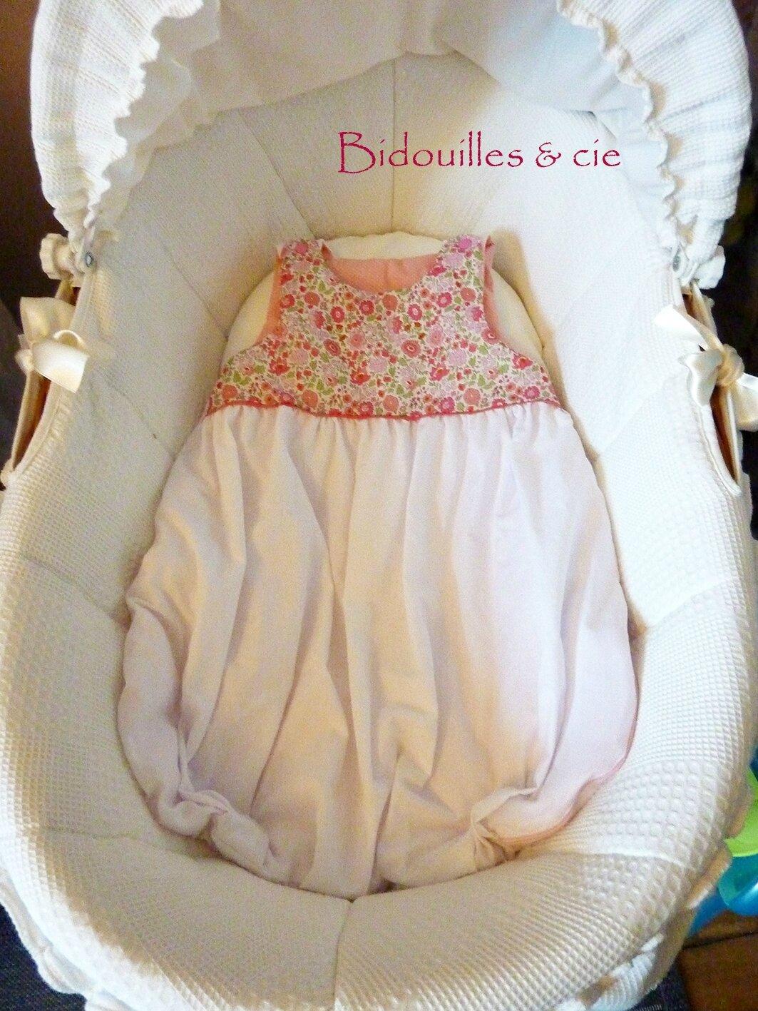 Couture pour la chambre de bébé
