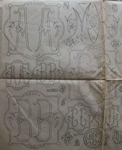 Dessins piqués n° 334 - 15 juillet 1928 (9)