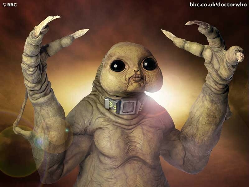 extraterrestre doctor who