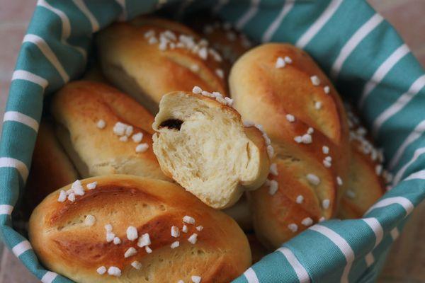 petits pains au lait blog chez requia cuisine et confidences