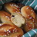 Petits pains au lait comme chez le boulanger