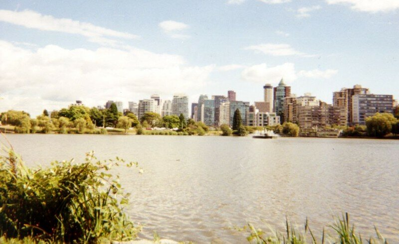 Vancouver Stanley Park Lost Lagoon