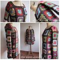 gilet granny-square 2