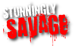 Stunningly Savage logo