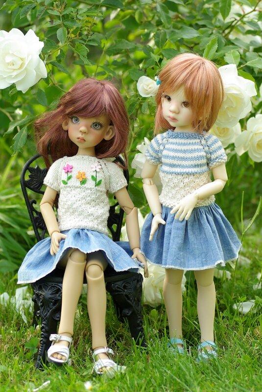 Talyssa et layla 3