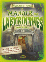Le manoir aux labyrinthes couv
