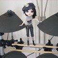 Poppy drums