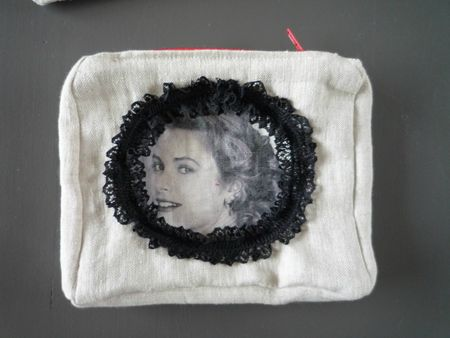 Pochette Grace Kelly