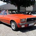Opel commodore b gs/e berline 4 portes 1972 à 1977