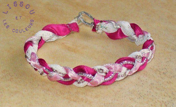 Populaire Un bracelet tressé pour fêter l'été - recyclage et Cie . . . GF81