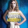 Lissa Vampire Academy movie poster