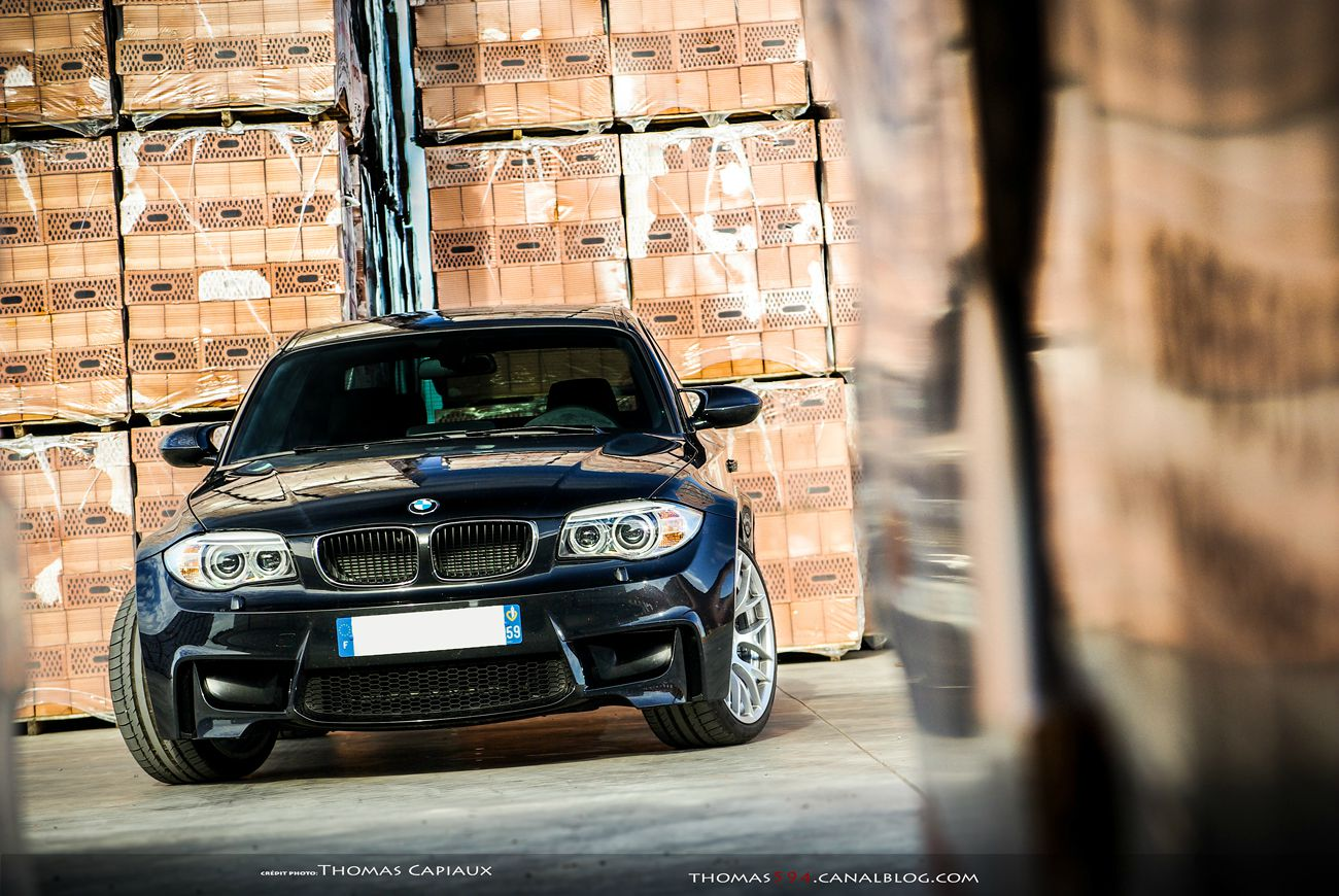 test drive bmw 1m supercars pictures by thomas594. Black Bedroom Furniture Sets. Home Design Ideas